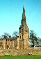 Chatburn, Christ Church 1975