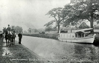 Lord Ellesmere's Barge Worsley