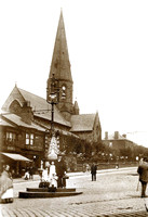 HRS 2440 Radcliffe, St John's Church c1907