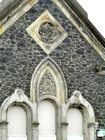 HRS 441 Llanrwst Station architectural detail