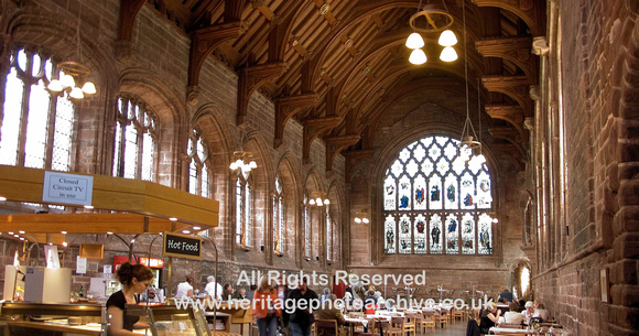 HRS 3268 Chester Cathedral, refectory