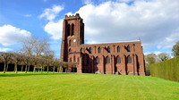 HRS 3280 Chester, Eccleston, St Mary church