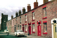 HRS 3679 Coppul, Coilliers' cottages John Street 1975