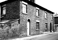 HRS 3681 Coppull, colliers houses c1970s