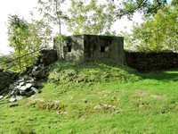 HRS 4880 WW2 pillbox Haverthwaite 2010
