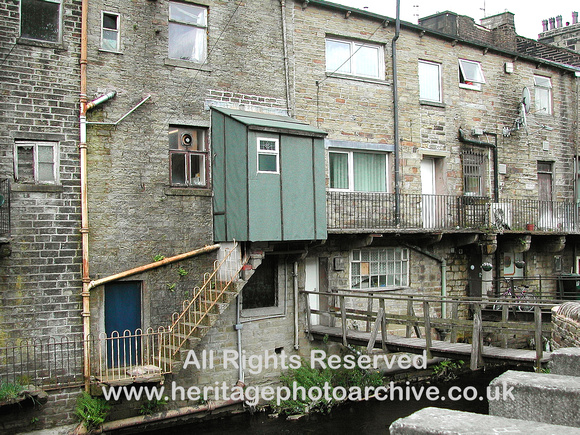 HRS 6489 Waterfoot riverside houses 2005