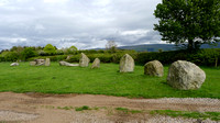 HRS 2293 Long Meg and her daughters stone circle