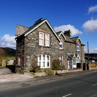 HRS 9113 Haverthwaite, old post office L7710376