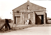 HRS 1925 Radcliffe goods yard shed 1967
