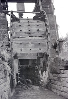 HRS 2468 Radcliffe, Mount Sion waterwheel  1968 173