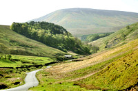 HRS 1557 Trough of Bowland towards Sykes meltwater channel