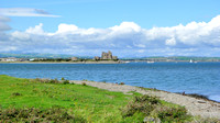 HRS 7554 Piel Island Castle from South Walney