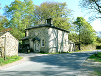 HRS 1541 Trough of Bowland, gamekeeper's cottage