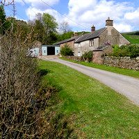 HRS 10532 Croglin, house and cottages NY576 475 2017 L1150785