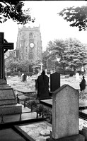 HRS 152 Radcliffe Parish Church  c1960s
