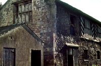 Bashall Hall Lower Barn 1969