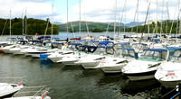 HRS 1385 Windermere, Bowness, yachts 2011