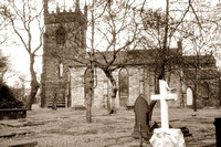 HRS 742 Ainsworth Parish Church 1973