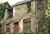 HRS 1316 Backbarrow ironworks building 1970s