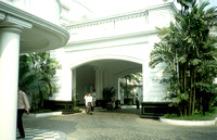 HRS 928 India, Calcutta, Oberoi Grand Hotel 1995