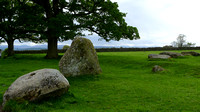 HRS 2303 Long Meg and her daughters stone circle