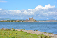 HRS 7562 Piel Castle from South Walney Nature Reserve
