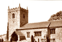 Broughton Church, Preston 1969